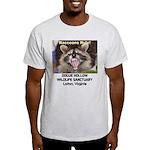 Raccoons Rule! T- Shirt