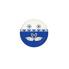 Ekaterina's Mini Button (10 pack)