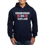 Edinburgh Dark Hoodies