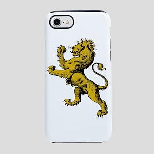 Rampant Lion iPhone 7 Tough Case