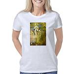 SWANS, Vintage art Print Women's Classic T-Shirt