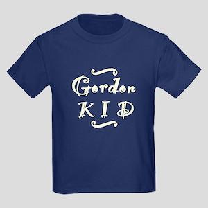 Gordon KID Kids Dark T-Shirt