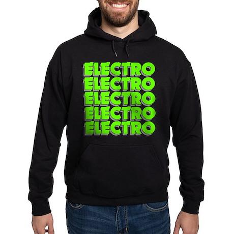 Electro Mad Hoodie (dark)