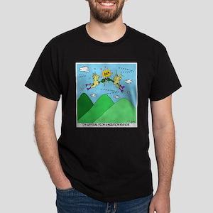 Migration Headache Dark T-Shirt