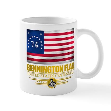 """""""Bennington Flag"""" Mug"""