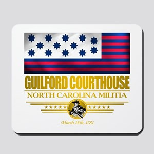 """""""Guilford Courthouse"""" Mousepad"""