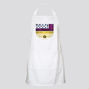 """""""Guilford Courthouse"""" Apron"""