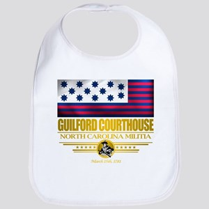"""""""Guilford Courthouse"""" Bib"""