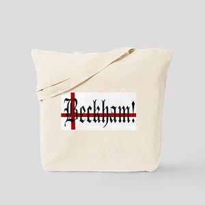 BECKHAM! Tote Bag