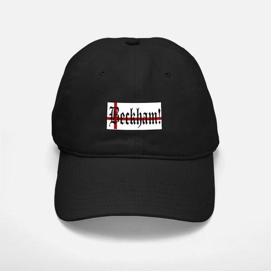 BECKHAM! Baseball Hat