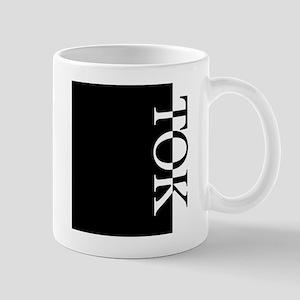 TOK Typography Mug