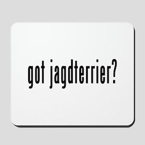 GOT JAGDTERRIER Mousepad