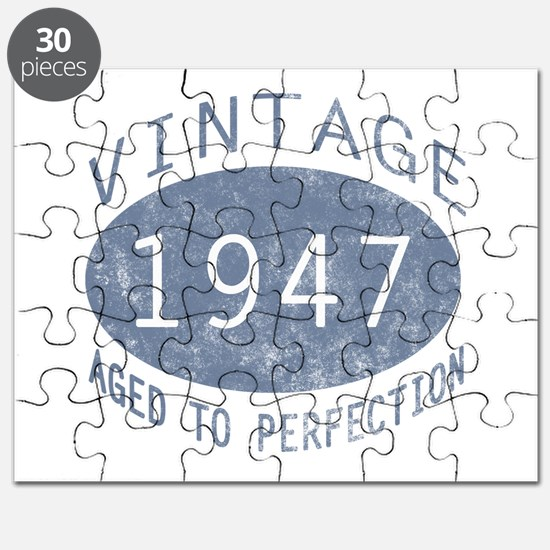 1947 Aged To Perfection Puzzle
