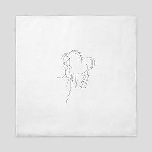 Pony Buddy Queen Duvet