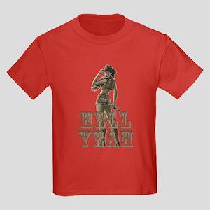 Hell Yeah Kids Dark T-Shirt
