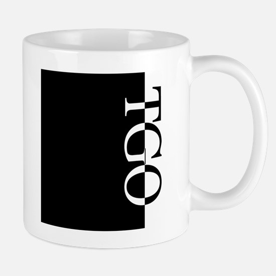 TGO Typography Mug