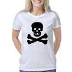 Skull n Crossed Bones Women's Classic T-Shirt
