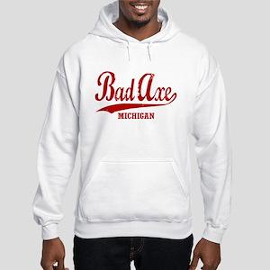 Bad Axe Hooded Sweatshirt