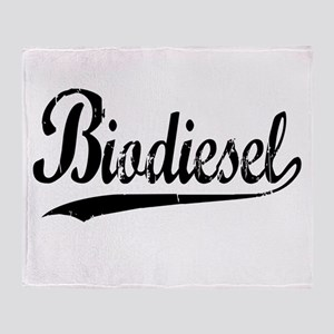 Biodiesel Throw Blanket