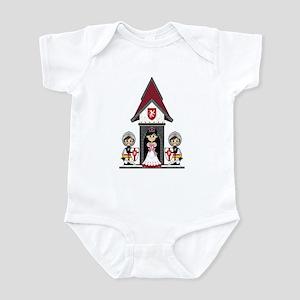 Princess & Crusader Knights Infant Bodysuit