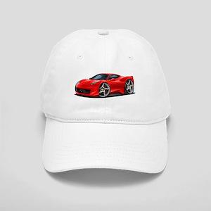 458 Italia Red Car Cap