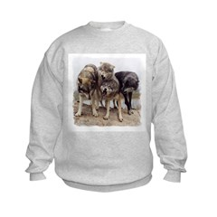 Rallying Wolves Sweatshirt