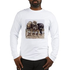 Rallying Wolves Long Sleeve T-Shirt