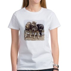 Rallying Wolves Women's T-Shirt