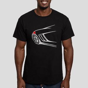 grand sport dark Men's Fitted T-Shirt (dark)
