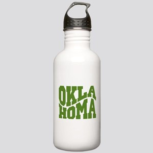 Oklahoma Stainless Water Bottle 1.0L