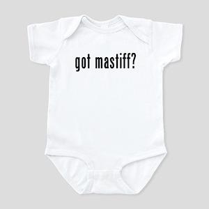 GOT MASTIFF Infant Bodysuit