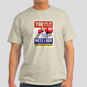 Knock 'Em Out In November Voting Tee