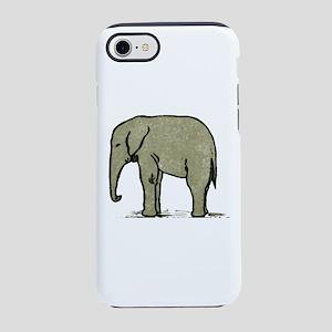Cute Elephant iPhone 7 Tough Case