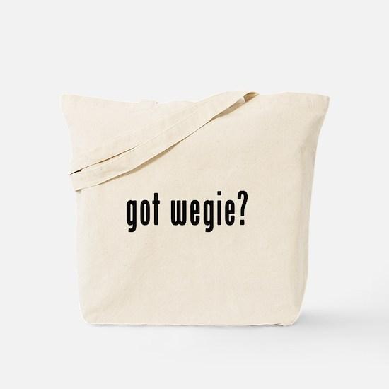 GOT WEGIE Tote Bag