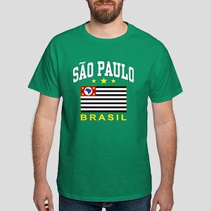 Sao Paulo Brazil (State) Dark T-Shirt
