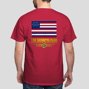 """""""Serapis Flag"""" Dark T-Shirt"""