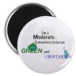 I'm A Moderate Magnet