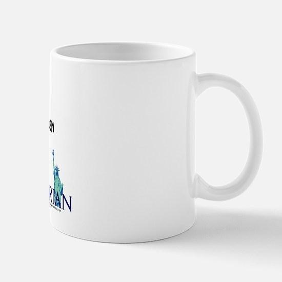 I'm A Moderate Mug