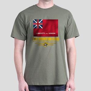"""""""Taunton Flag"""" Dark T-Shirt"""