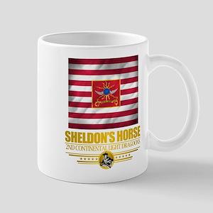 """""""Sheldon Horse"""" Mug"""