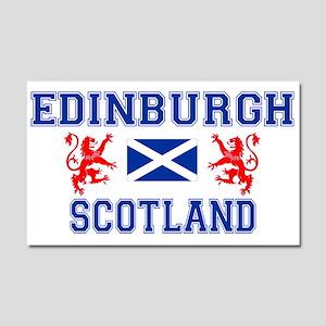 Edinburgh Car Magnet 20 x 12