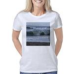 Breaking Waves Women's Classic T-Shirt