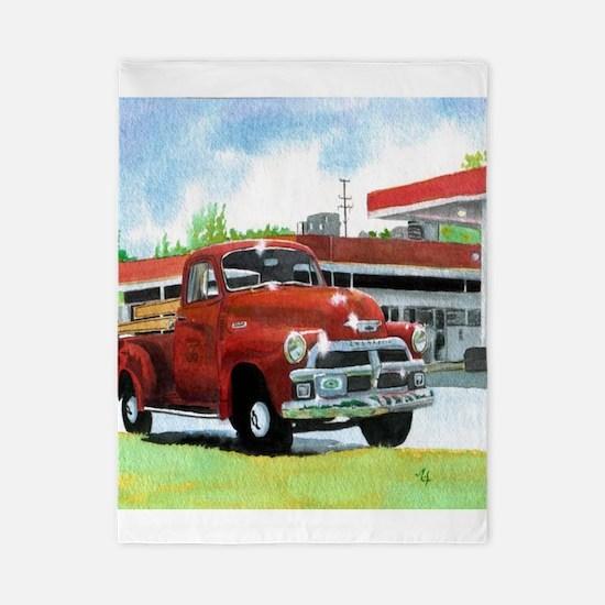 1954 Chevrolet Truck Twin Duvet
