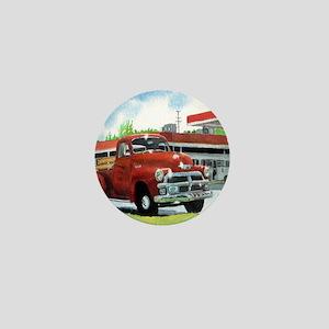 1954 Chevrolet Truck Mini Button