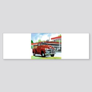 1954 Chevrolet Truck Sticker (Bumper)