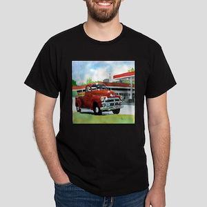 1954 Chevrolet Truck Dark T-Shirt