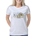 Pi_12 Pi Rho (10x10 Color) Women's Classic T-Shirt