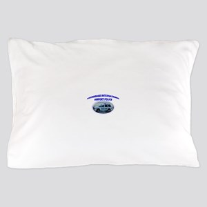 Anchorage Airport Police Pillow Case