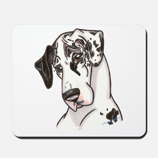 NH Shy Mousepad