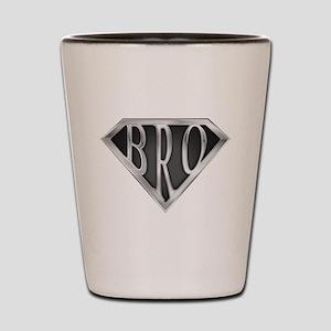 SuperBro-Metal Shot Glass